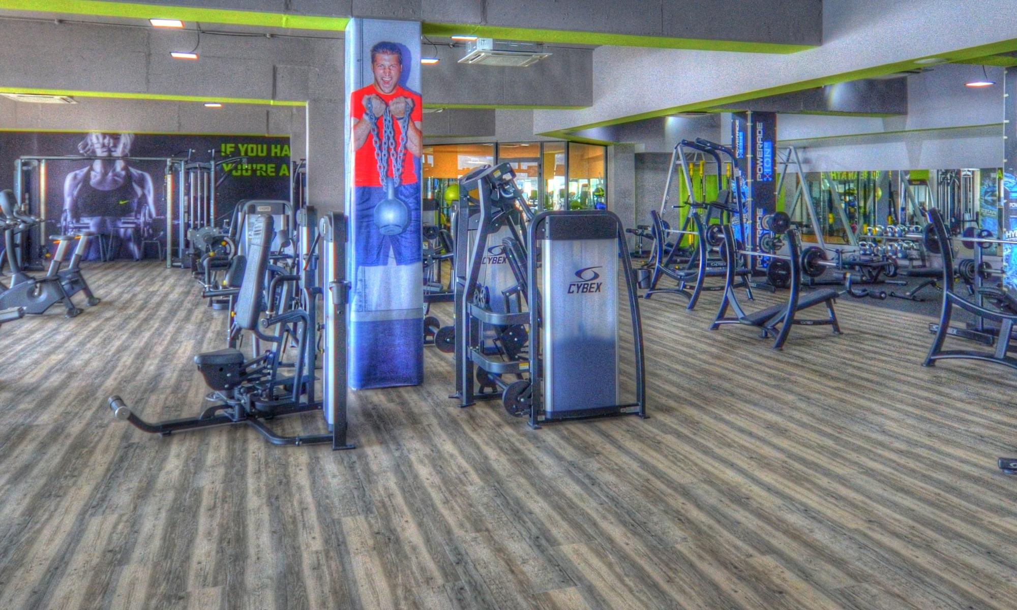 reflex fitness centre gym sliema malta